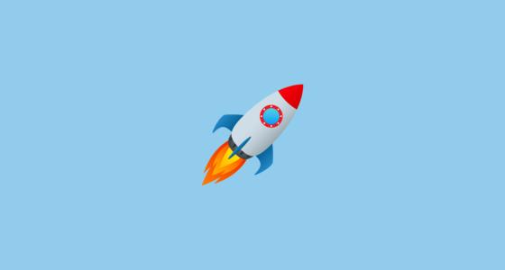 rocket_1f680